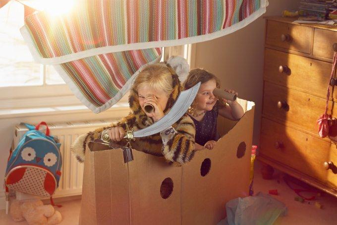 jogos educativos para as crianças curtirem em casa no resto das férias – caça ao tesouro do pirata