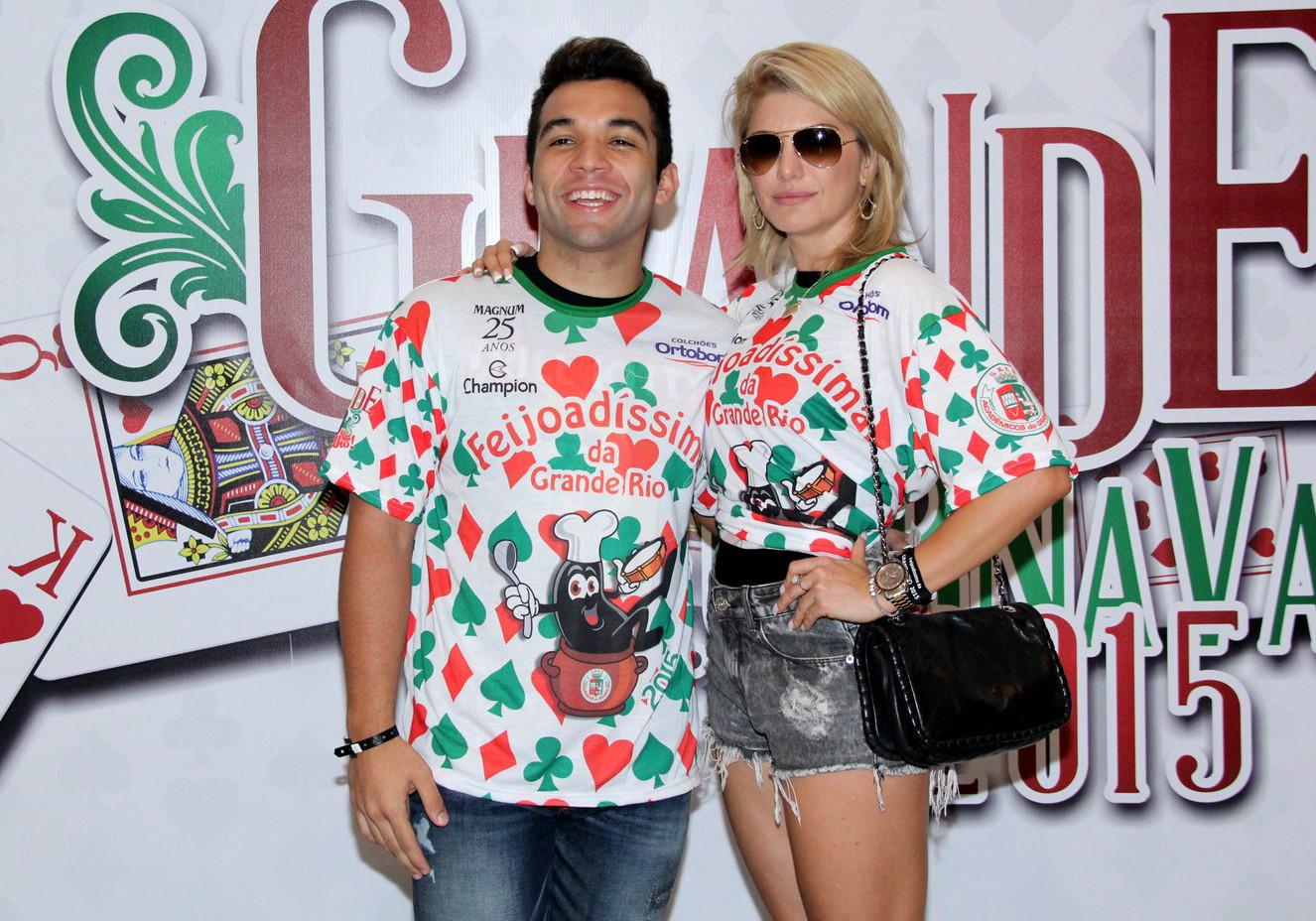Alex Palarea e Rodrigo dos Anjos/AgNews