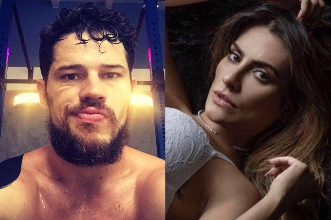José Loreto e Cleo Pires vítimas de invasão de privacidade na internet