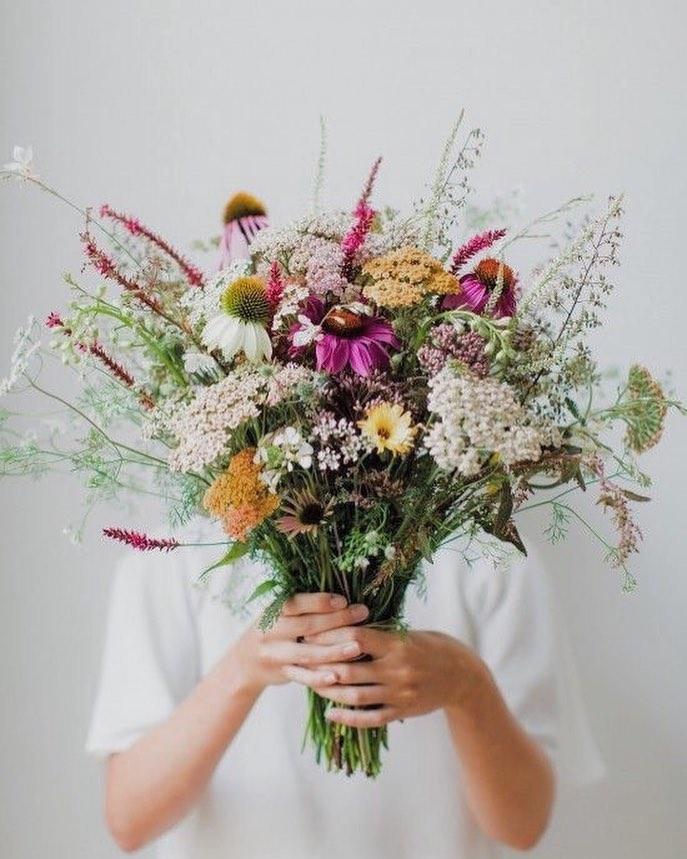 30 buquês de noiva criativos e diferentes
