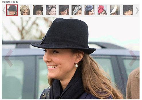 Família Real veta o fascinator em tradicional evento de cavalos