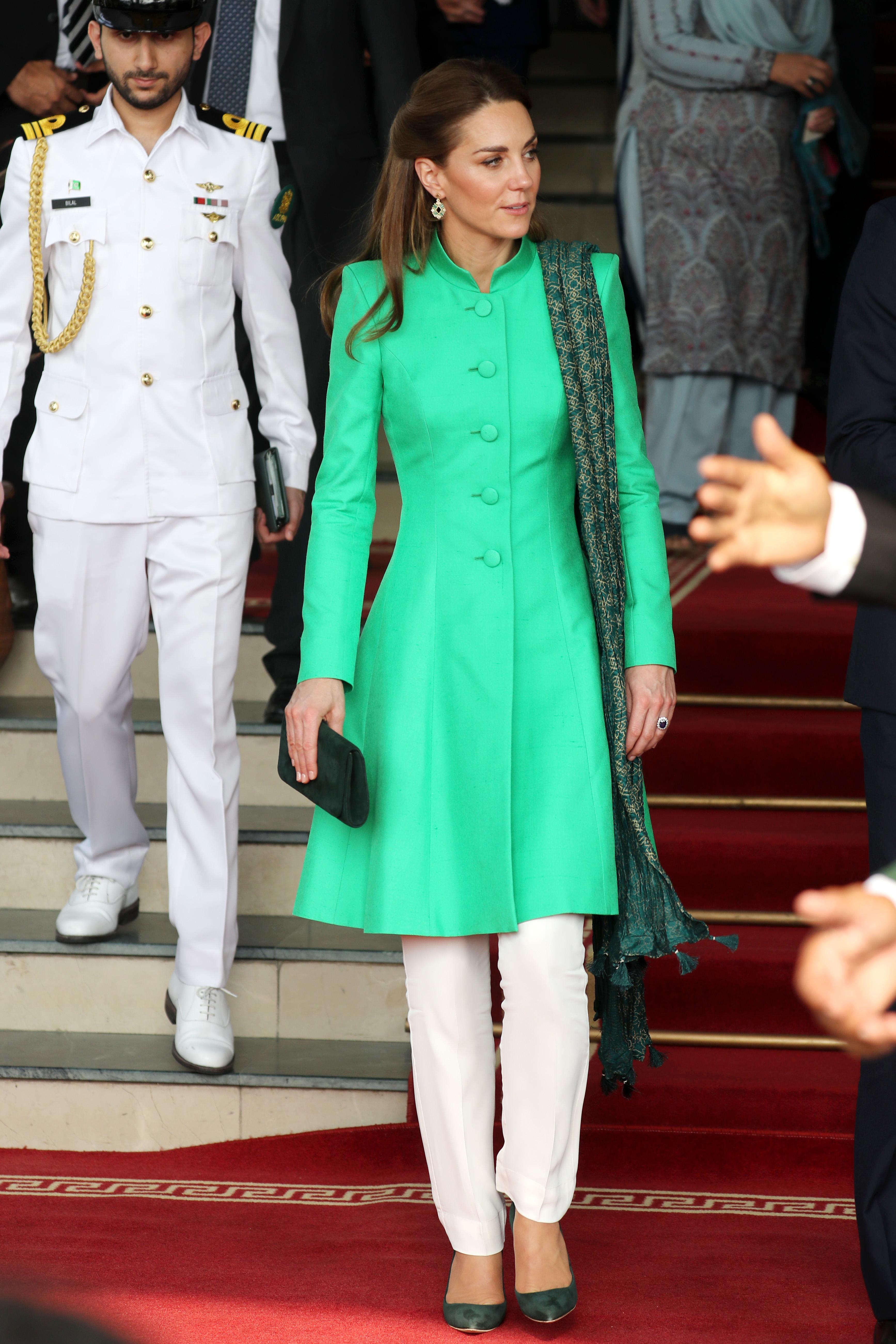 Kate Middleton Paquistao