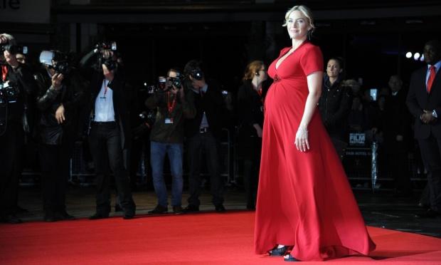 """Kate Winslet: """"Toda mulher gosta de um homem que cozinhe para ela de vez em quando"""""""