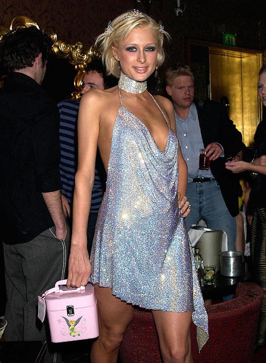 Paris Hilton 2002