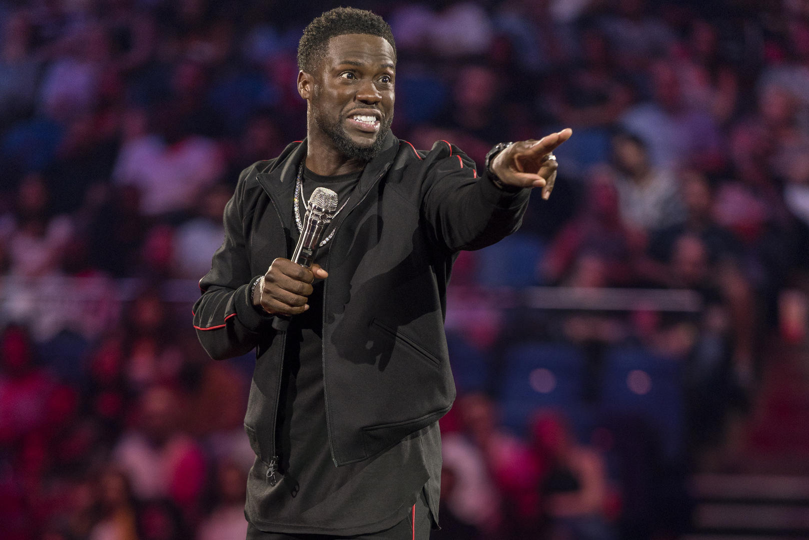 Kevin Hart Comedy Special 2018