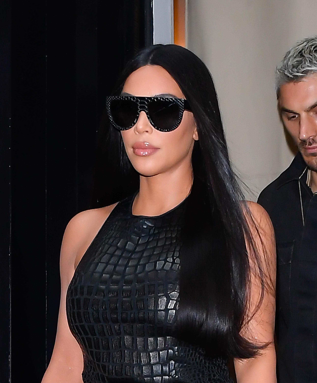 Kim Kardashian Cabelao