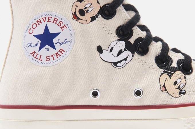 Converse x KITH x Disney