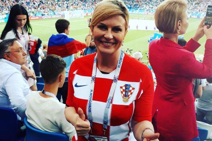 kolinda presidenta da croacia