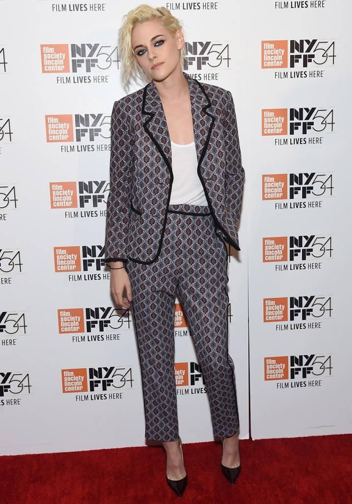 Kristen Stewart Veste Cinq à Sept.