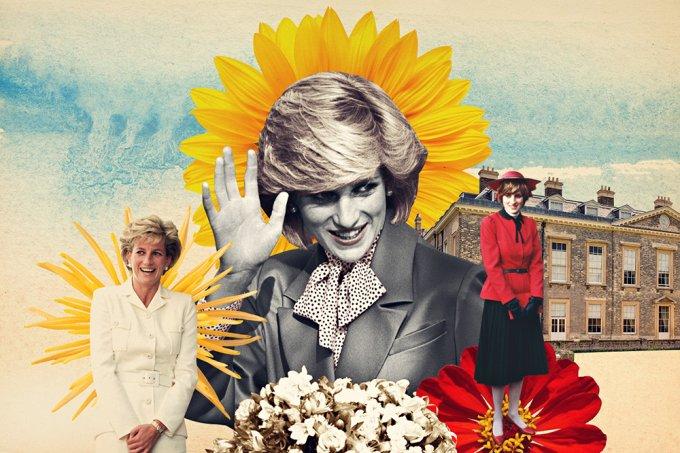 Biografia Lady Di, 20 anos sem Diana
