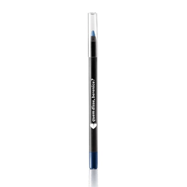 <strong>Quem disse, berenice? -</strong> lápis olhos glitter azuluxo - R$ 19,53