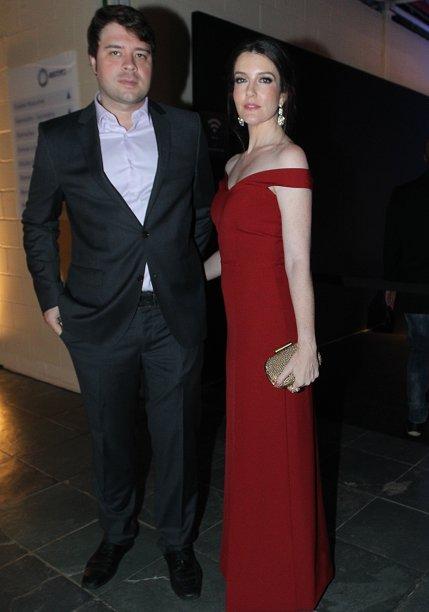 Larissa Maciel e André Surkamp