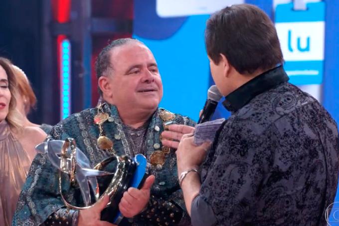 Léo Jaime vence o Dança dos Famosos 2018