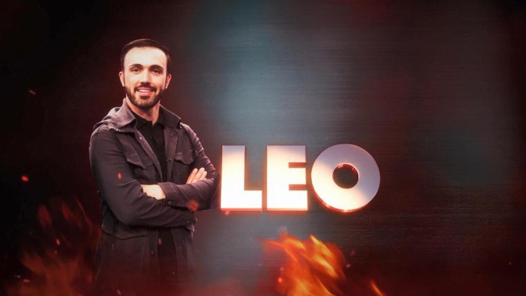 Leo Paixão no reality Mestre do Sabor