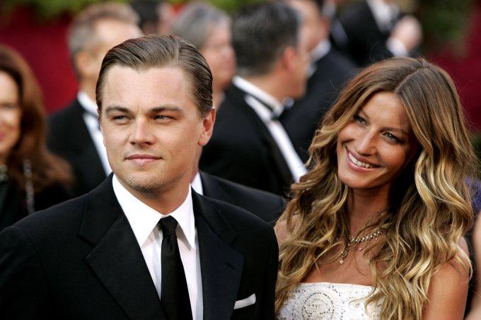 Leonardo DiCaprio e Gisele Bundchen