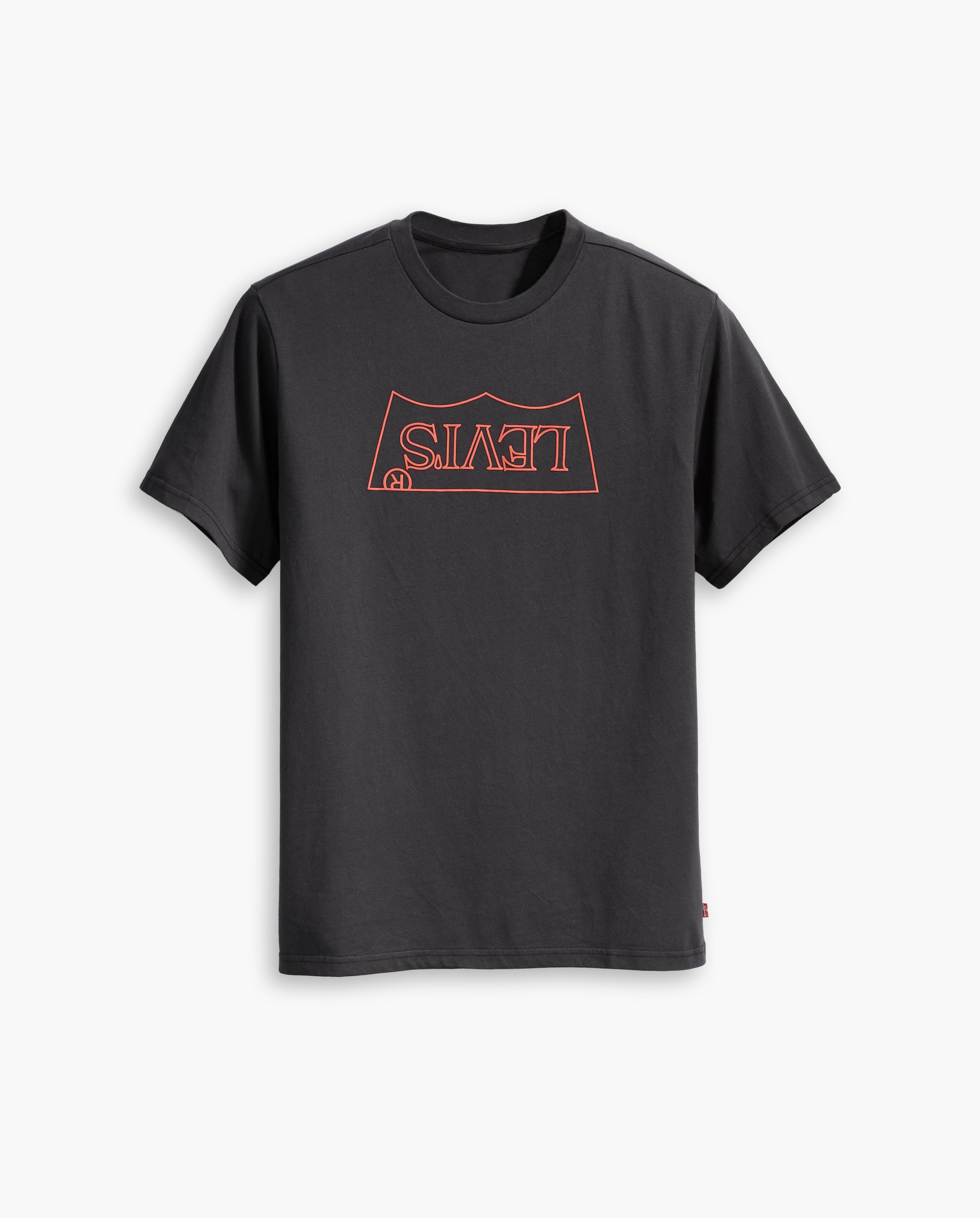 Levi's Camiseta Logo Invertido