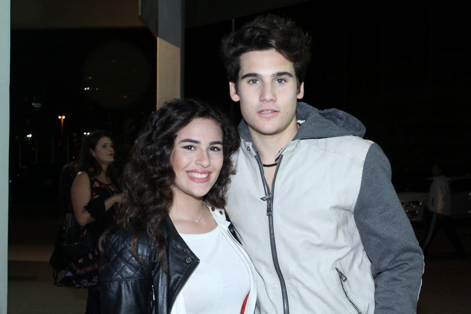 Alex Palarea e Felipe Panfili / AgNews