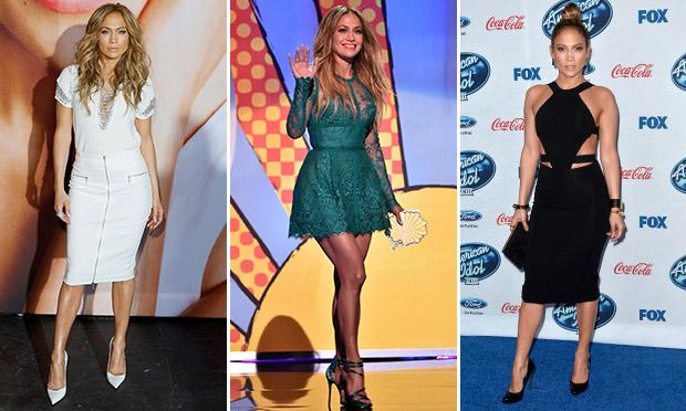 Jennifer Lopez mostra como montar produções para arrasar no happy hour