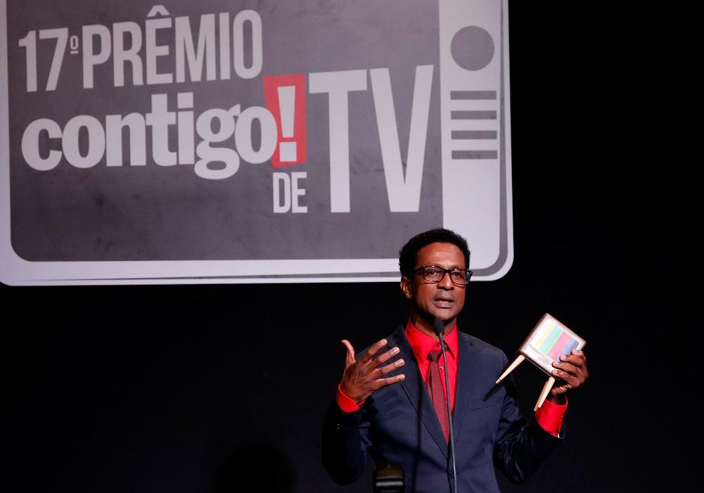 Alex Palarea, Felipe Assumpção e Felipe Panfili / AgNews