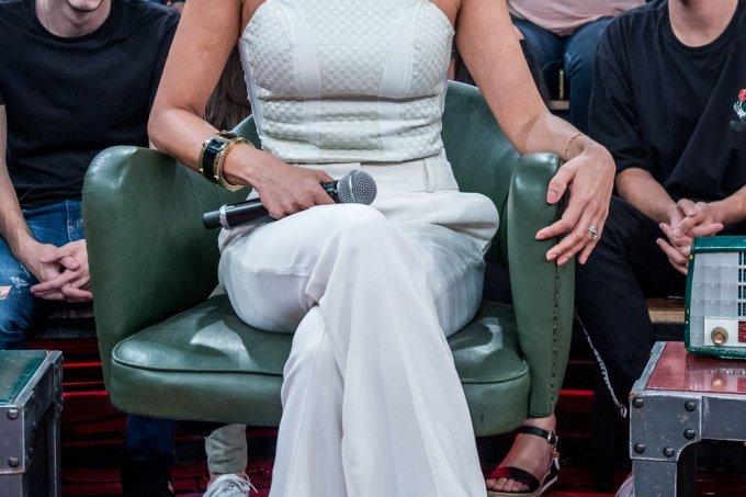 Luisa Mell no Altas Horas