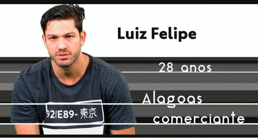 Luiz Felipe do BBB 17