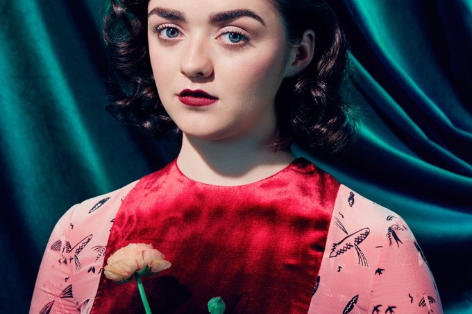 Maisie Williams (Game of Thrones)