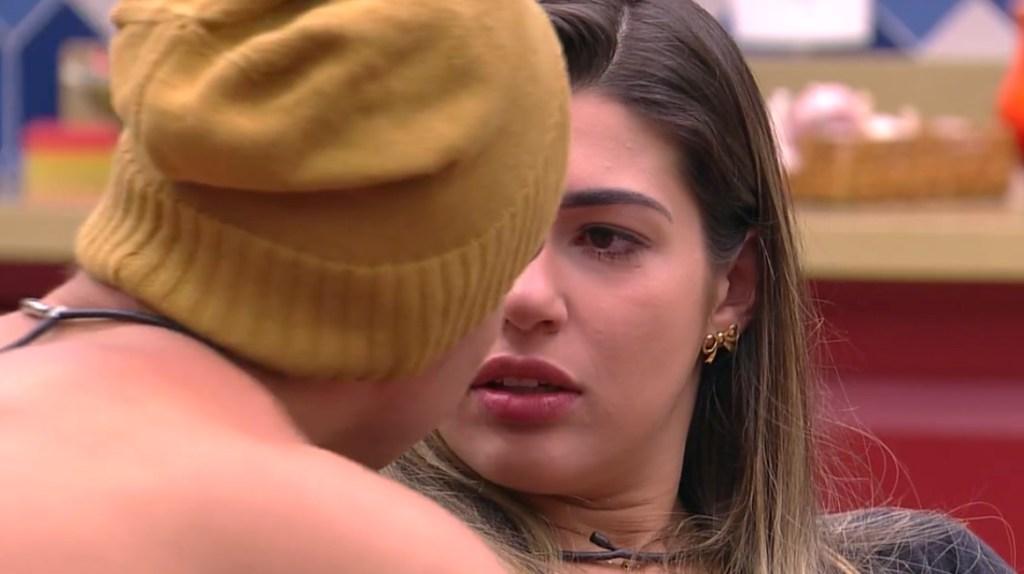 Manoel e Vivian BBB17