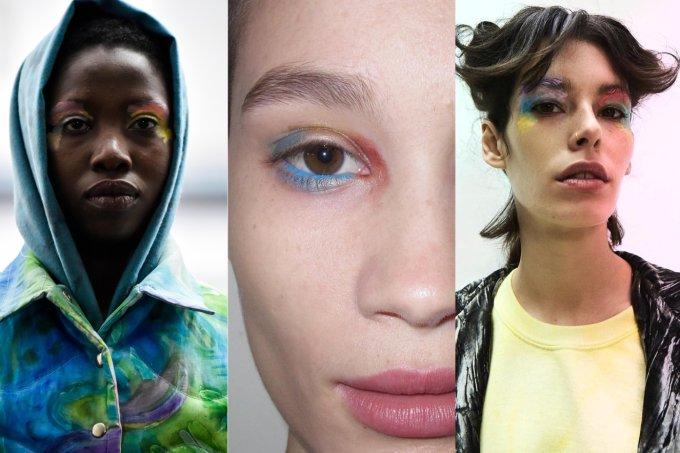 maquiagem-aquarela-semana-de-moda-de-nova-york