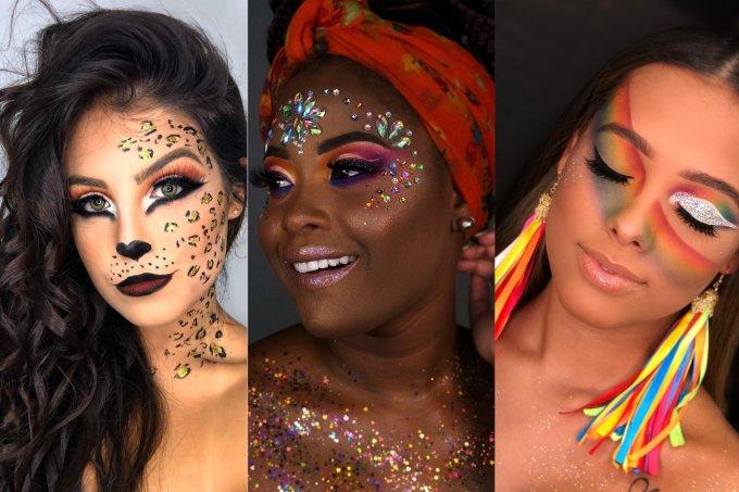 maquiagens-para-carnaval-2019