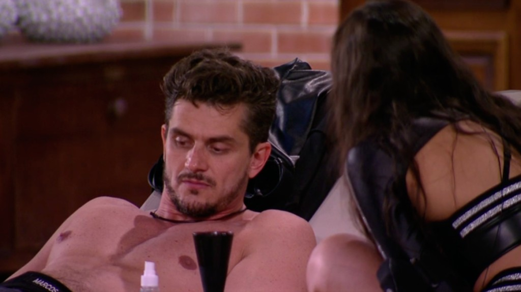 Marcos e Emilly BBB17