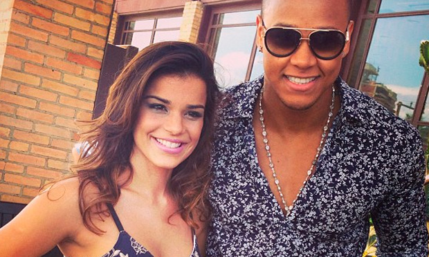 Danile Rebouças e Emilaine Vieira