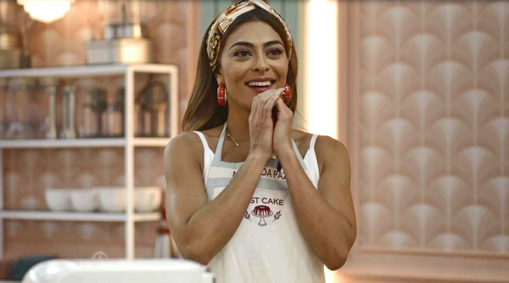 Maria da Paz vence o Best Cake