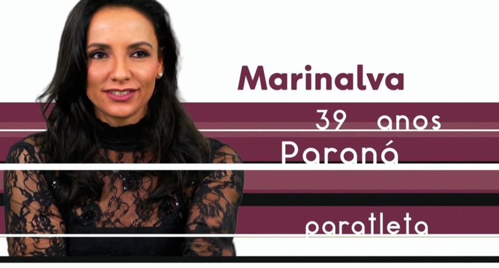 Marinalva do BBB 17