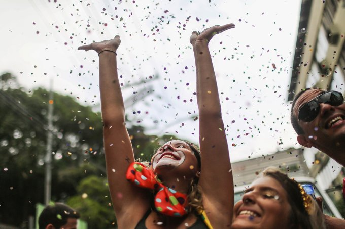 Bloco de Carnaval