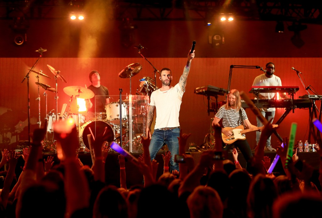 Maroon 5 Rock in Rio 2017