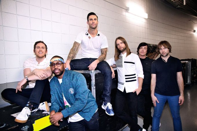 Facebook/Maroon 5