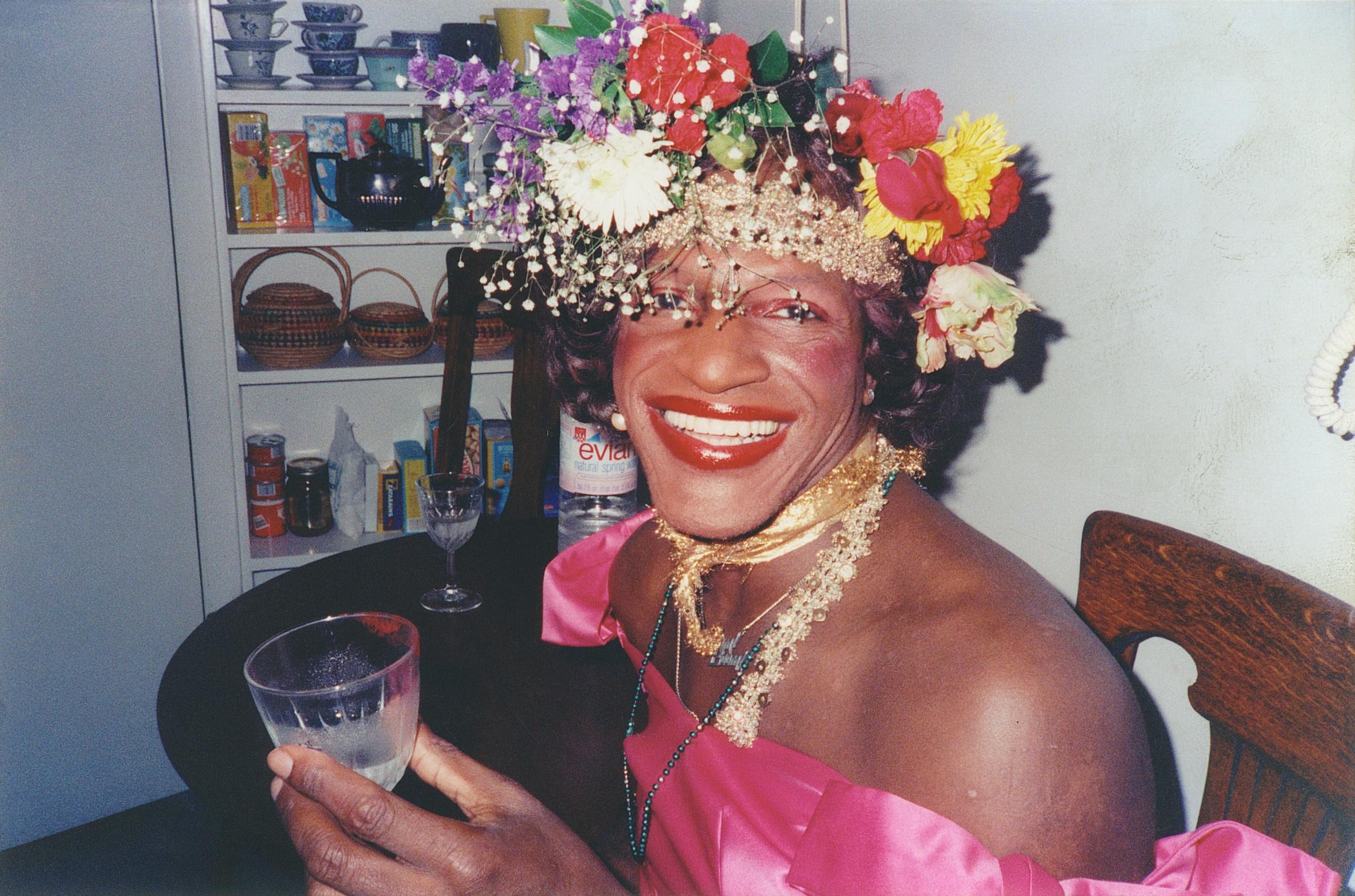 A Morte e Vida de Marsha B. Johnson