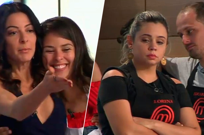Haila e Lorena do Masterchef