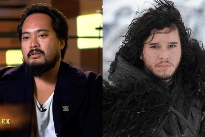 Alex cita Jon Snow no MasterChef Profissionais
