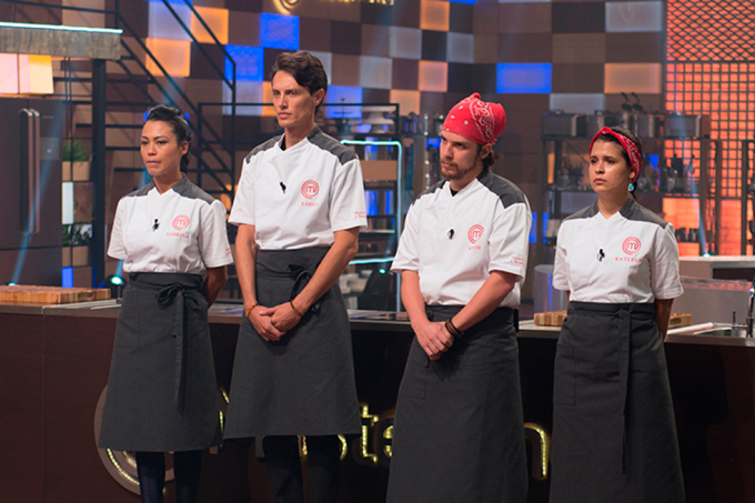 Sabrina saiu do MasterChef A Revanche