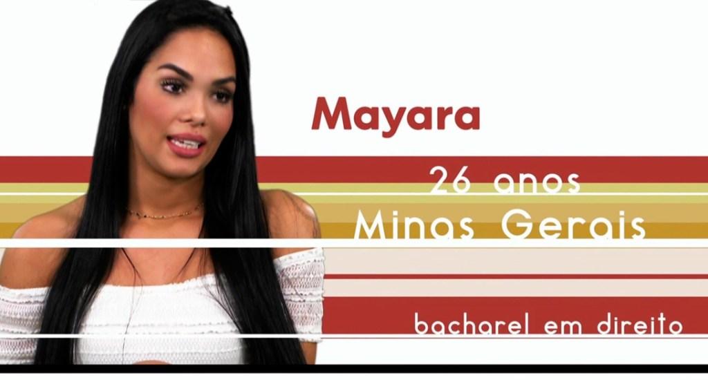 Mayara do BBB 17