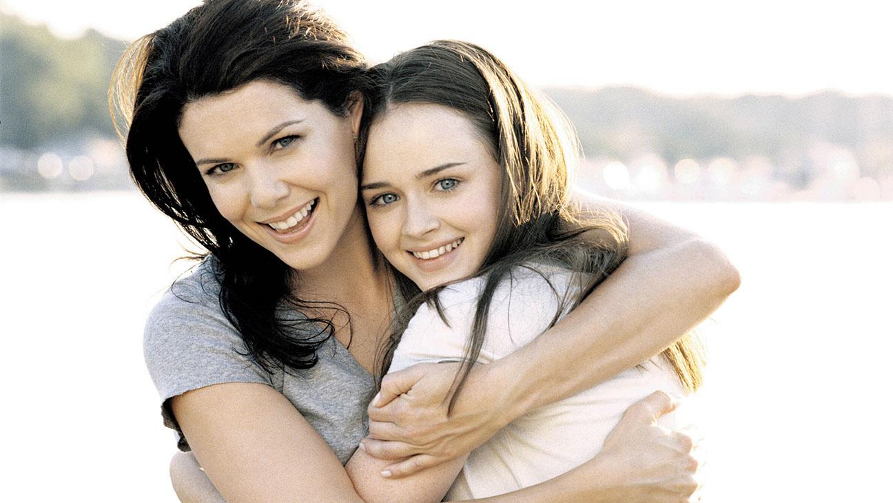 Mães inspiradoras de séries de TV - Gilmore Girls