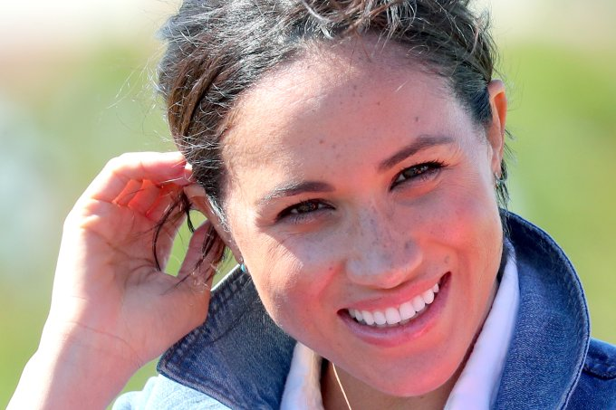 Meghan Markle na Africa do Sul