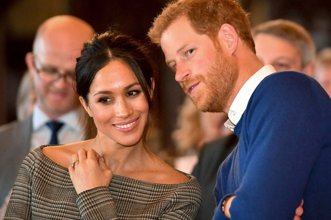 Meghan Markle Prince Harry casamento real ao vivo