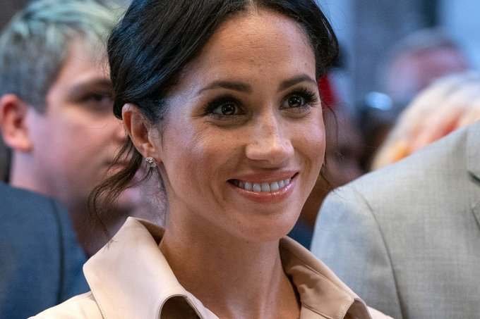 Meghan Markle, Duquesa de Sussex, e Príncipe Harry, Duque de Sussex