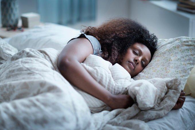 Melhor posição para dormir