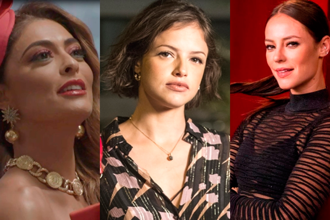 Personagens de A Dona do Pedaço