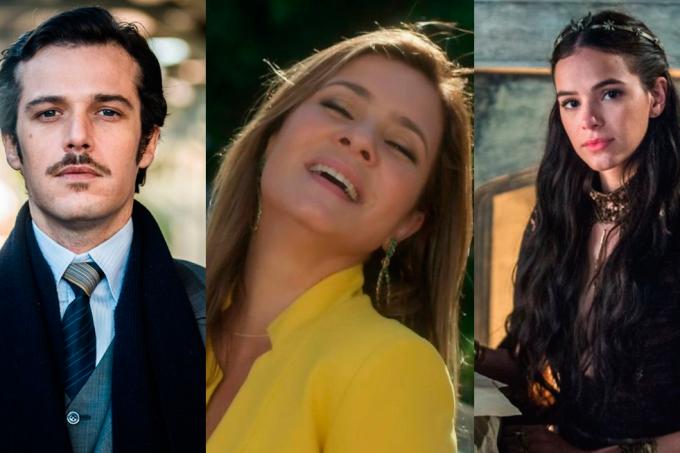 Melhores vilões das novelas em 2018, Fernão, Laureta e Catarina
