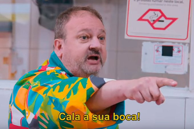 Meme do Jacquin no Pé de Fava