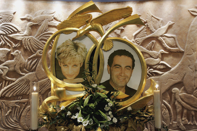 Memorial Princesa Diana e Dodi Al-Fayed